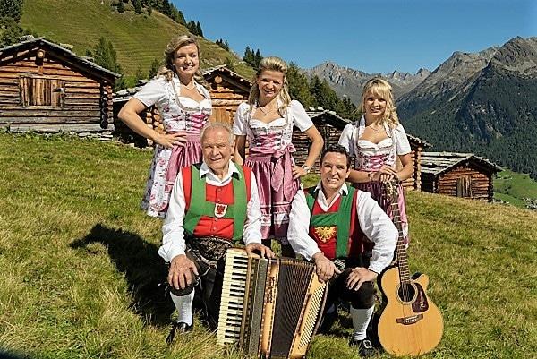 Die Geschwister Niederbacher Musikgruppe