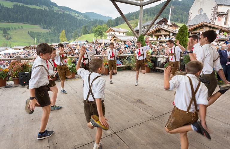 Speckfest in Villnöss