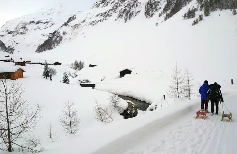 Fanealmdorf Südtirol