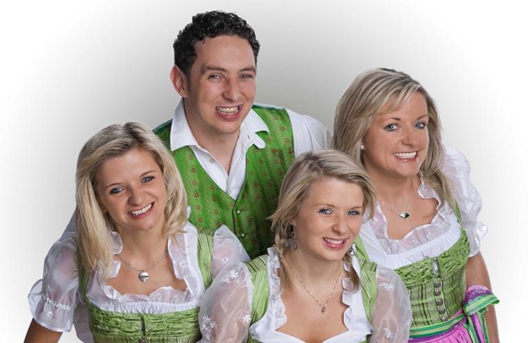 "Geschwister Niederbacher ""Bergkinder aus Tirol"""
