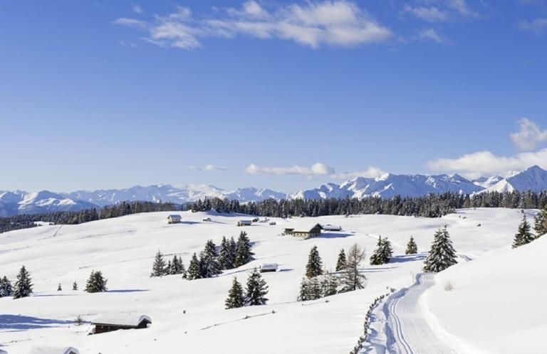 Winterwandern Gitschberg