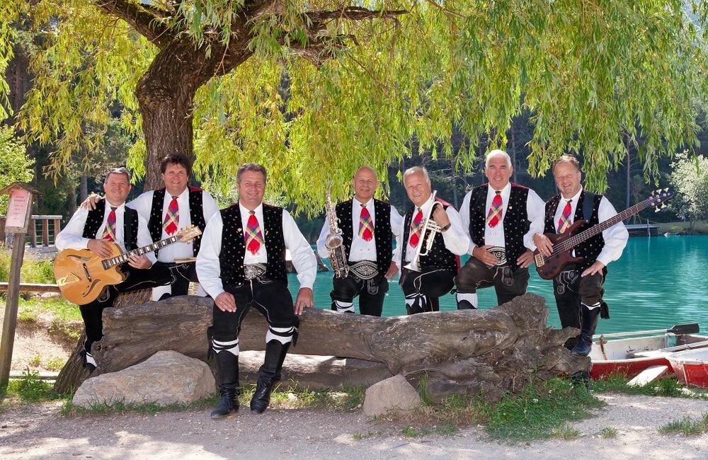 Die Kastelruther Spatzen Südtirol Unterkunft Gruppenreisen Musikreisen Konzerte