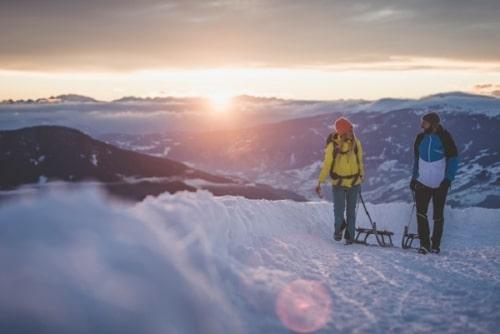Wintergenuss Teil 1 | Winterwandern in den schönsten Bergen