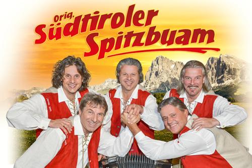Alpenrosenfest mit den Südtiroler Spitzbuam – Juni 2021