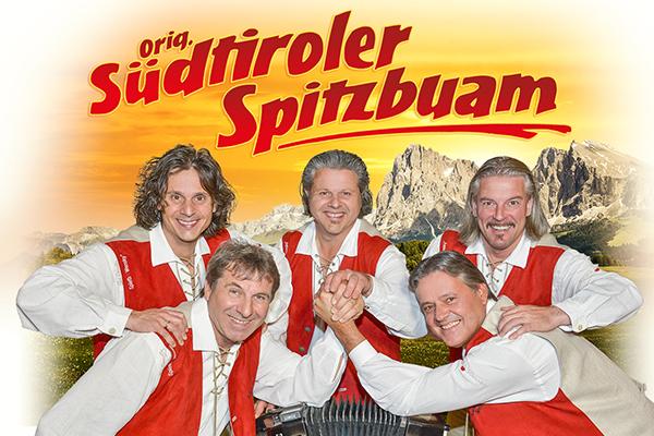 Südtiroler Spitzbuam