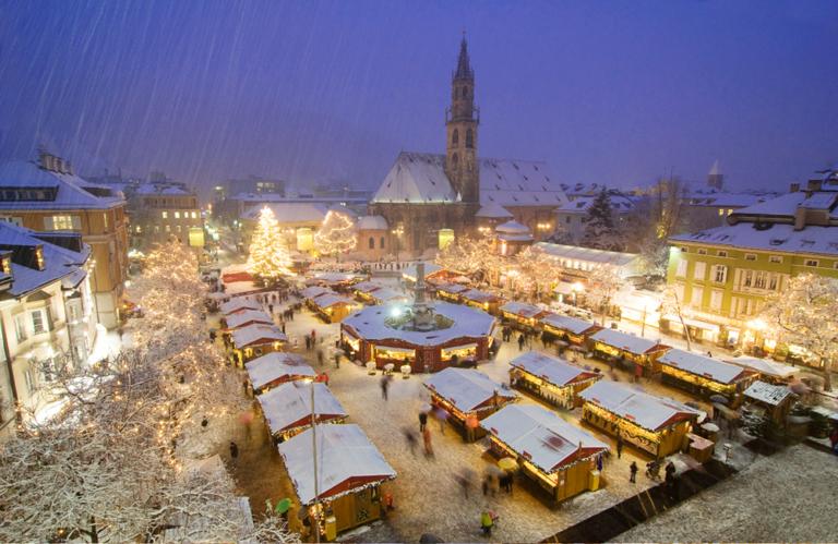Bilder Verkehrsamt Bozen Veduta_Mercatino_Bolzano