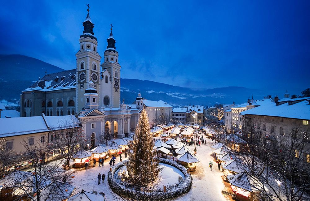Adventsmarkt in Brixen