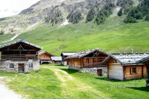"""Wandern über den Milchsteig zum """"Fane Almdorf""""mit Südtiroler Almgenuss"""