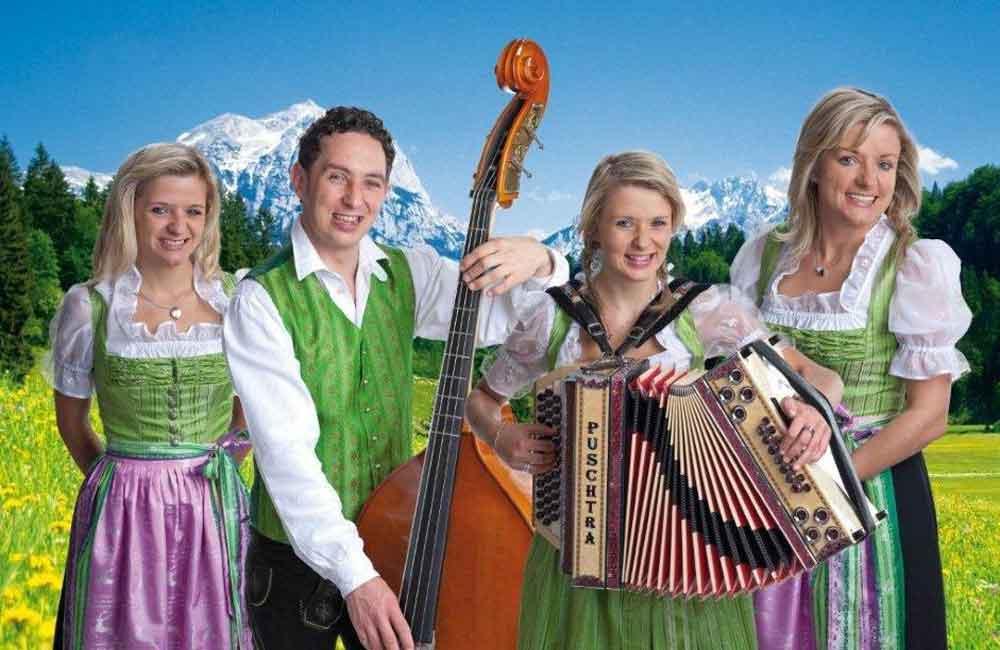 Geschwister Niederbacher Konzerte Musikreisen Südtirol Unterkunft