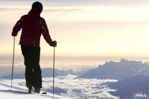 Kombi Paket – Skisafari Dolomiten oder Winterwandern