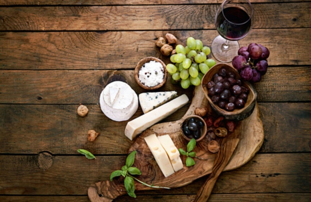 Südtirol Käse Genuss