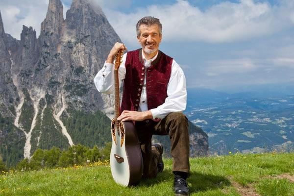 Oswald Sattler Termine Konzerte Südtirol Meransen