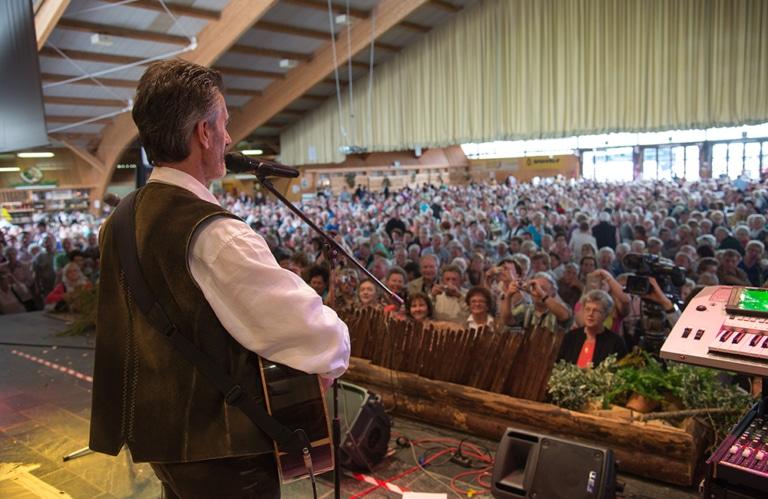 Konzert Veranstaltungshalle Meransen