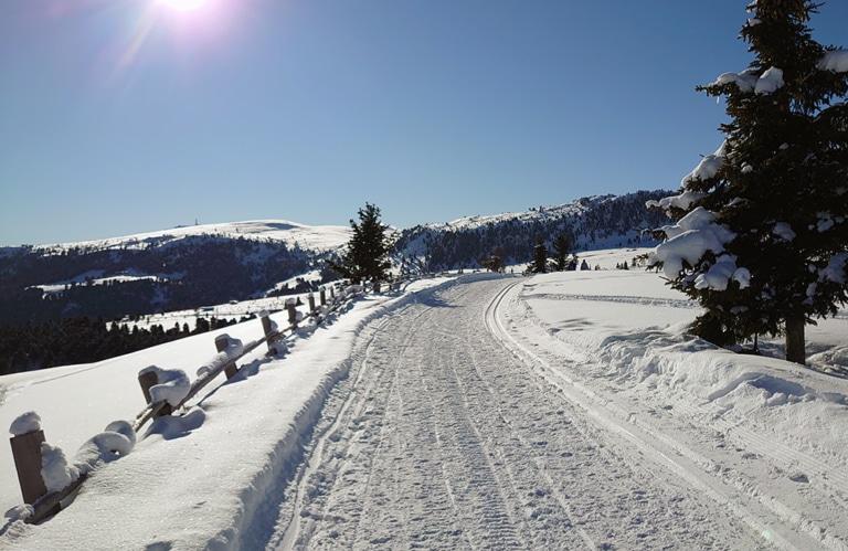 Winterwanderung Villanderer Alm