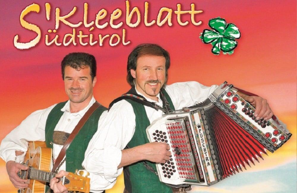kleeblatt Törggelefest und Ladinerfest MeransenMusikreisen Konzerte Gruppenreisen Hotels Unterkunft