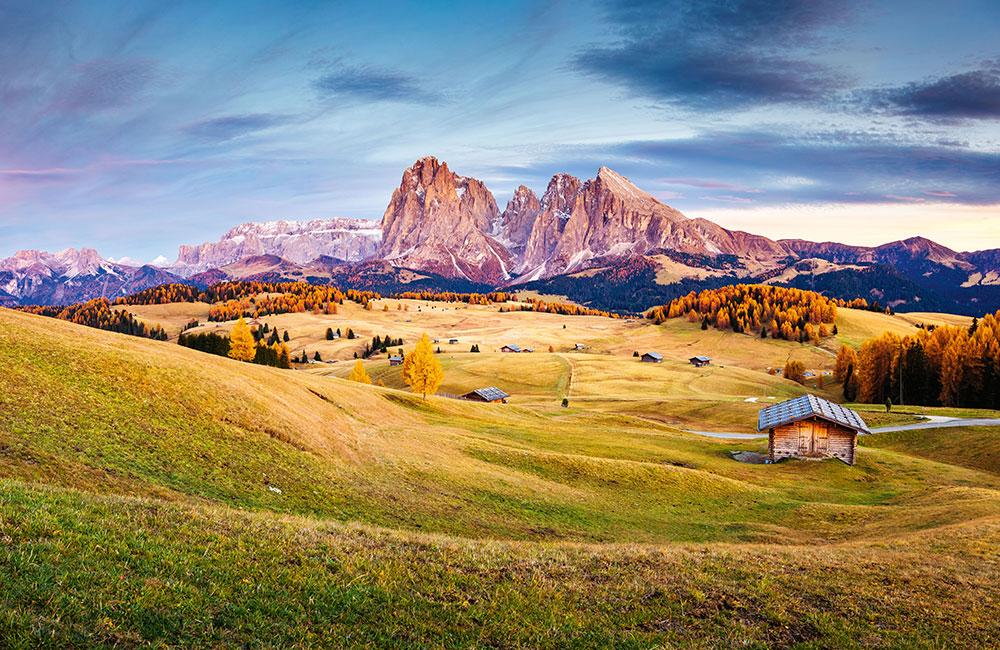 Südtirol Seiseralm