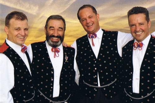 Männerquartett Kastelruth Musikgruppe aus Südtirol