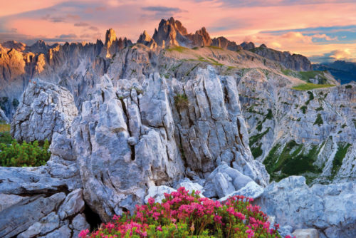 Sonnwende in Südtirol & Berge in Flammen