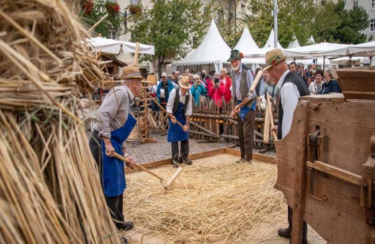 Brot und Strudelmarkt Brixen