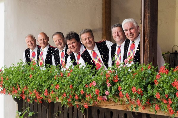 Musikreisen Südtirol – Kastelruther Spatzen