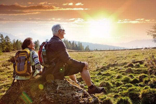 Wanderreisen Südtirol Sonne Frischluft