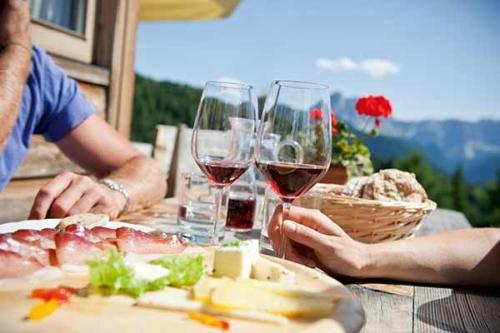 Genussreise Südtirol mit Wein & Schokolade